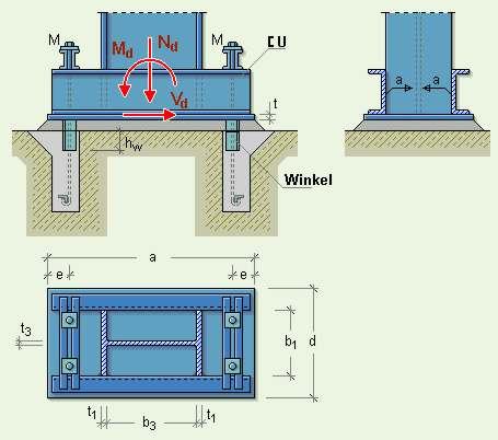 Ingenieurb ro roland maurer for Lasten statik